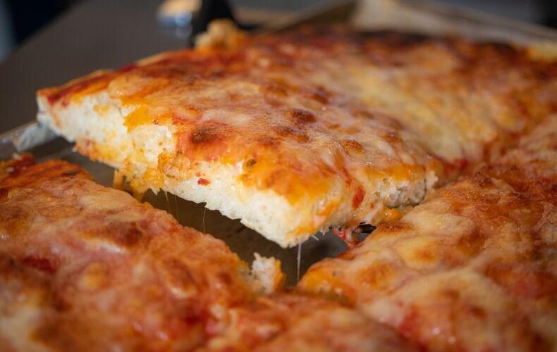 Ricetta Pizza Senza Lievito 13