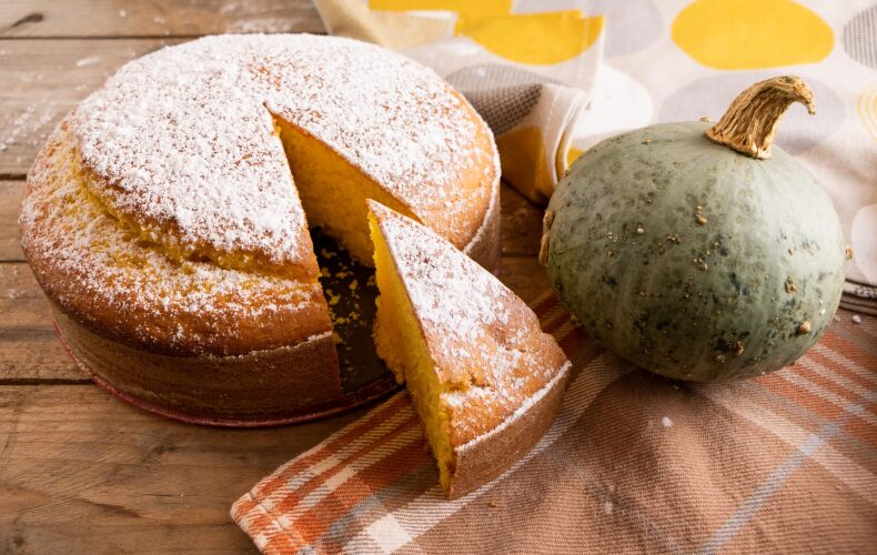 Ricetta Torta Di Zucca Facile Veloce 5