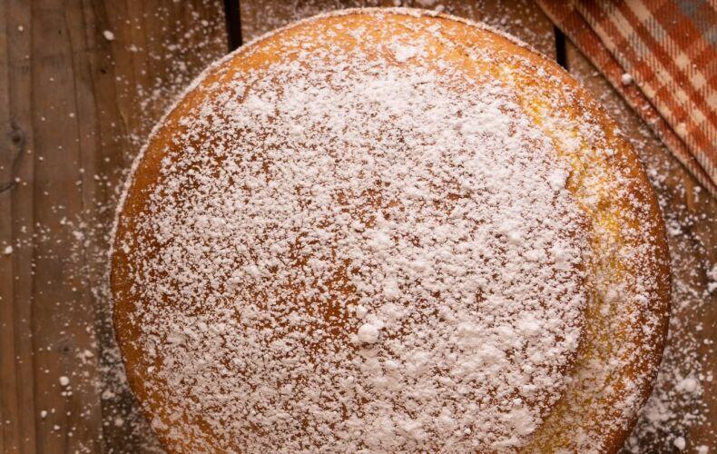 Ricetta Torta Di Zucca Facile Veloce Verticale Intera