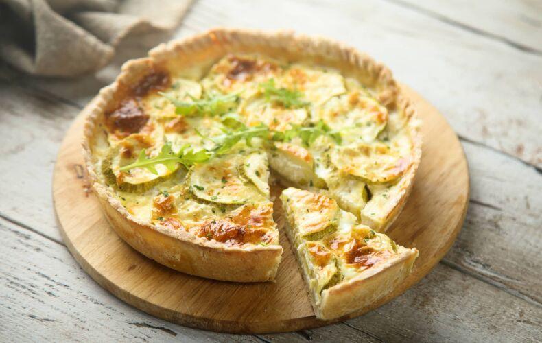 Ricetta Torta Salata Con Le Zucchine