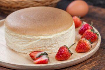 Ricetta Japanese Cheesecake