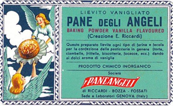 Lievito Vanigliato Pane Degli Angeli Vintage