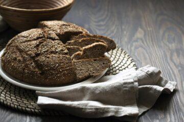 Ricetta Pane Di Grano Saraceno