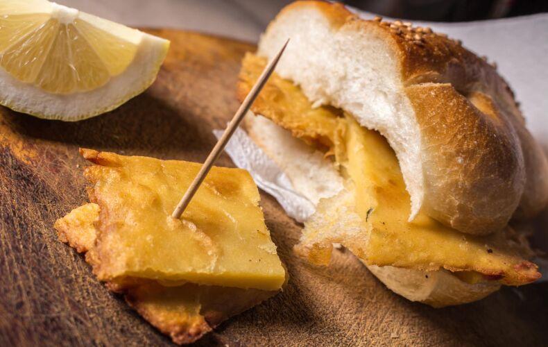 Ricetta Panelle Ricetta Siciliana
