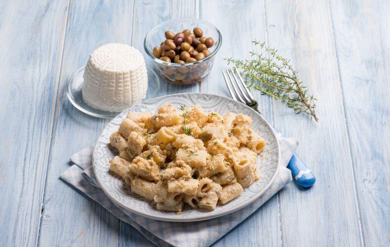 Ricetta Pasta Ricotta Olive