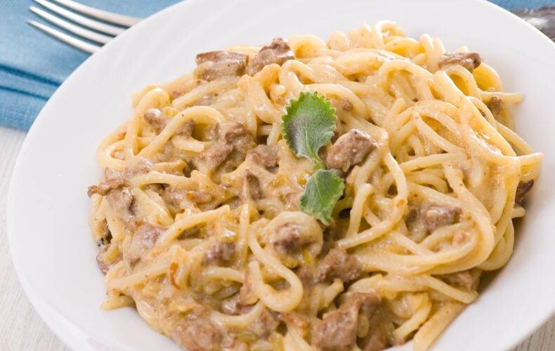 Ricetta Pasta Norcina