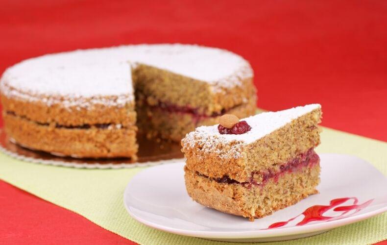 Ricetta Torta Al Grano Saraceno