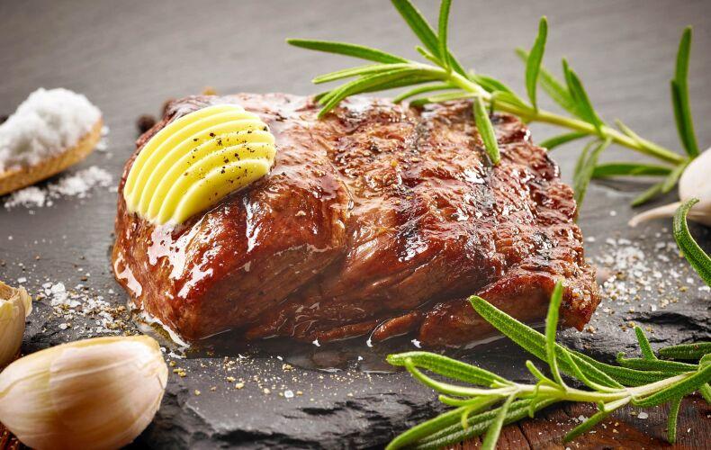 Carne Per Arrosto Marinata