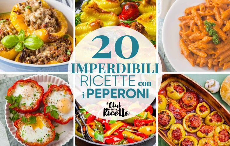Migliori Ricette Peperoni