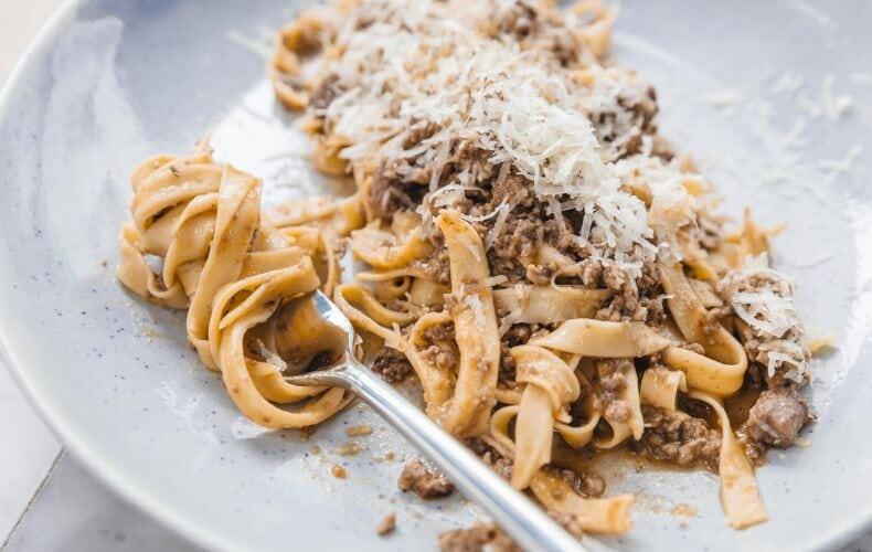Ricetta Pasta Al Ragu Bianco Di Salsiccia