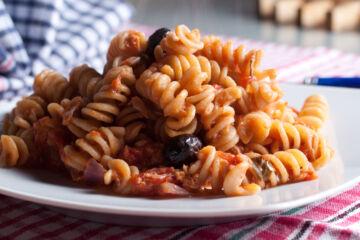 Ricetta Pasta Con Baccala