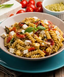 Ricetta Pasta Tricolore