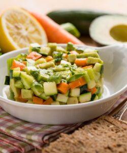 Ricetta Tartare Di Verdure