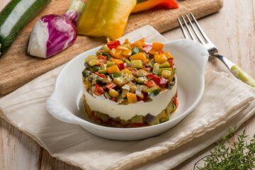 Ricetta Tartare Di Verdure Con Formaggio