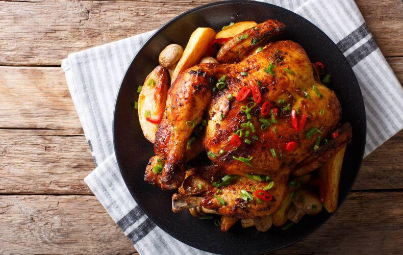 Alimenti Da Non Riscaldare Mai Pollo