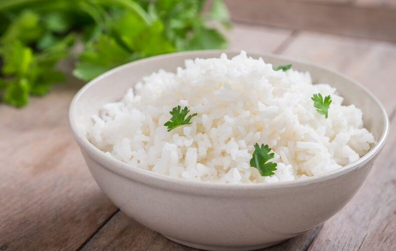 Alimenti Da Non Riscaldare Mai Riso Bianco