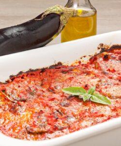 Ricetta Parmigiana Vegana