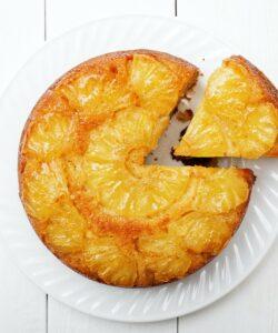 Ricetta Torta All Ananas