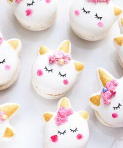 Ricetta Unicorn Macarons