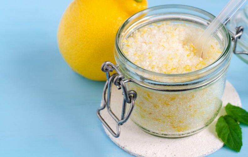 Zucchero Al Limone