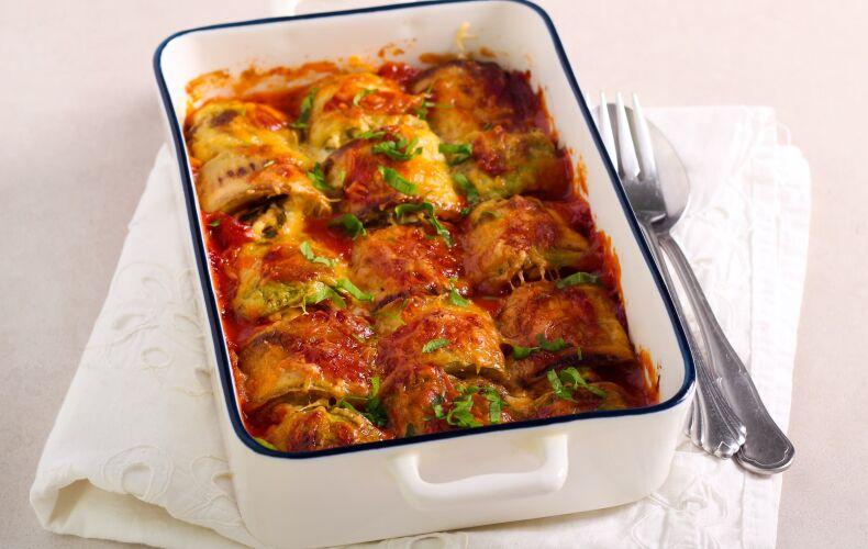 Ricetta Cannelloni Di Zucchine