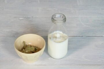 Ricetta Crema Al Pistacchio Preparazione