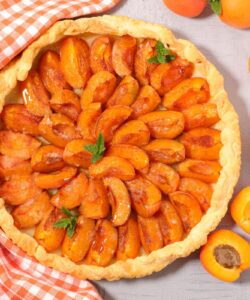 Ricetta Crostata Di Albicocche