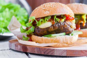 Ricetta Hamburger Di Seitan