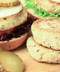 Ricetta Hamburger Di Soia