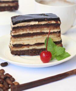 Ricetta Opera Cake