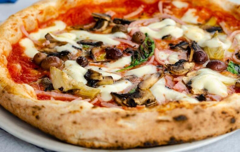 Ricetta Pizza Capricciosa