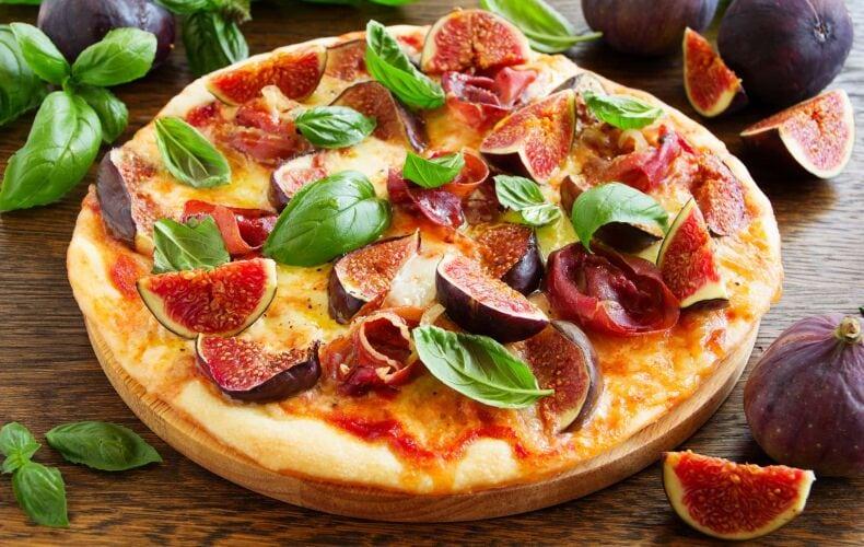 Ricetta Pizza E Fichi