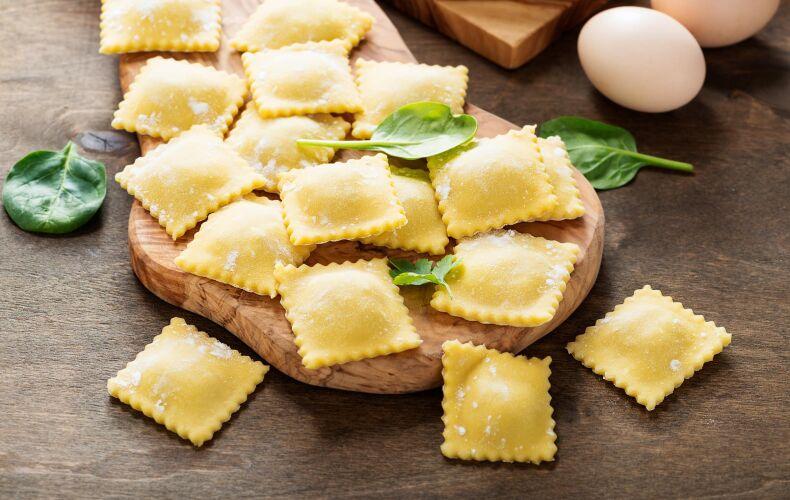 Ricetta Ravioli Vegan Fatti In Casa