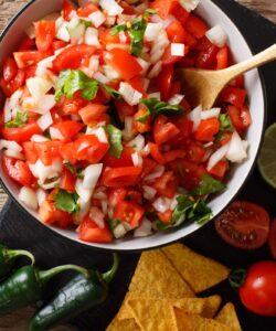 Ricetta Salsa Pico De Gallo
