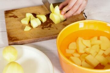 Ricetta Salsiccia E Patate Preparazione 2