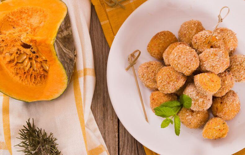 Ricetta Polpette Pollo E Zucca