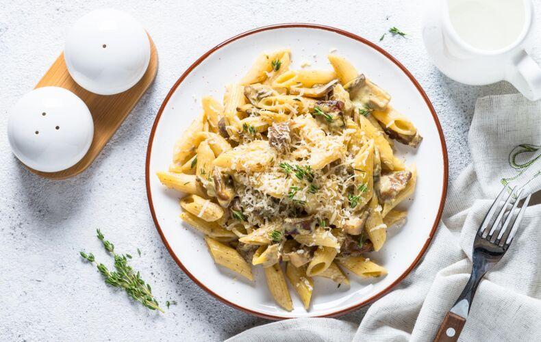 Ricetta Carbonara Con I Funghi