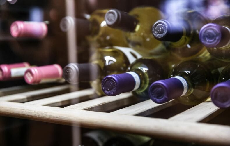 Conservare Bottiglie Vino Orizzontale