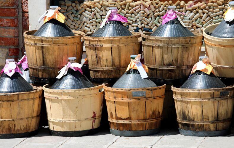 Conservare Vino In Damigiana