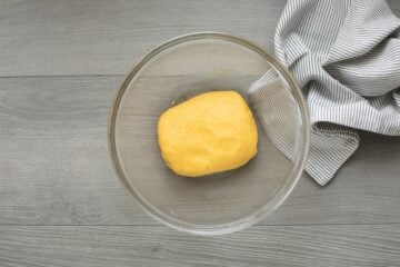 Ricetta Crostatine Al Cioccolato Fondente Step 3