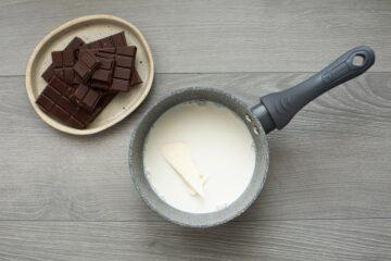 Ricetta Crostatine Al Cioccolato Fondente Step 4