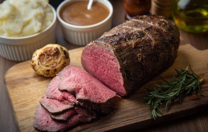 Girello Roast Beef