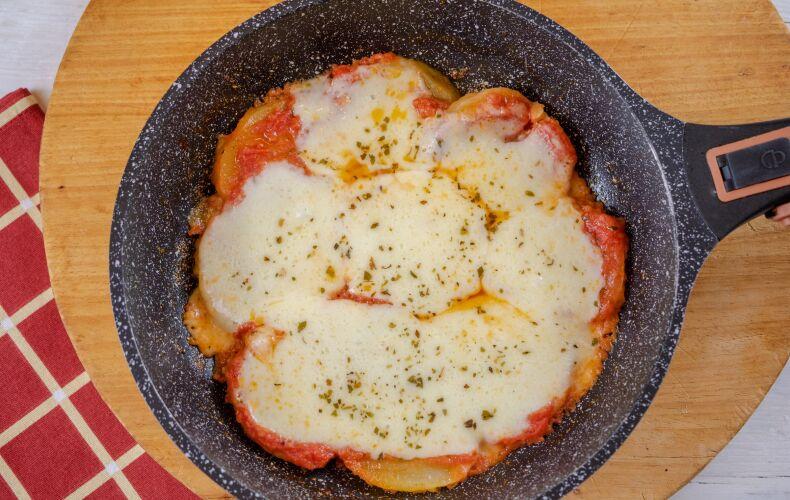 Ricetta Patate Alla Pizzaiola In Padella