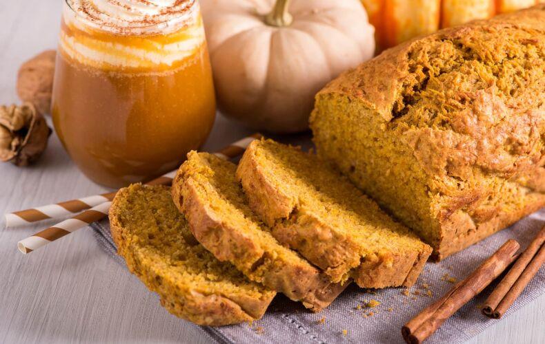 Ricetta Pumpkin Bread