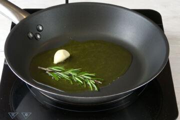 Ricetta Zucca In Padella Procedimento 1