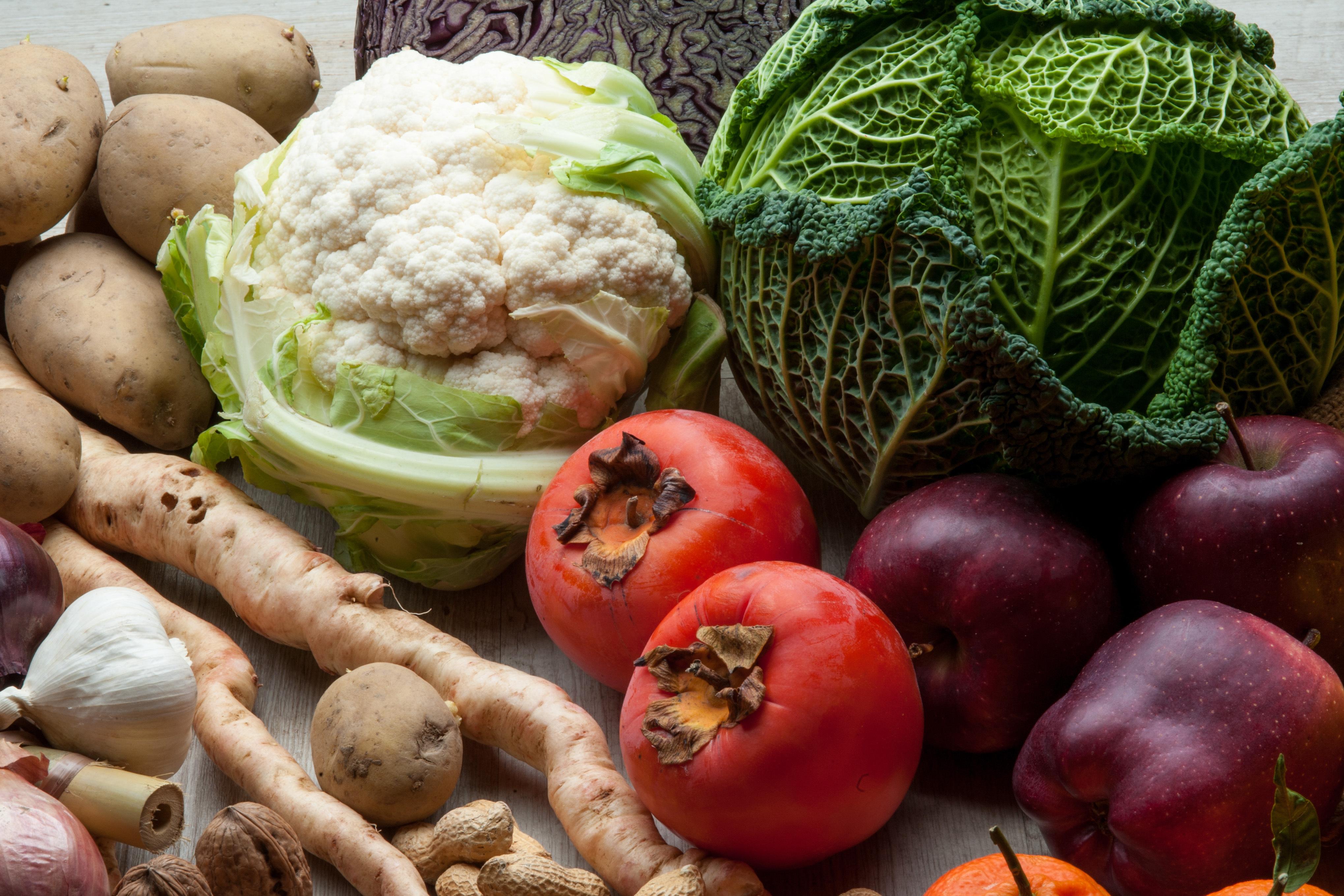 Frutta Verdura Dicembre