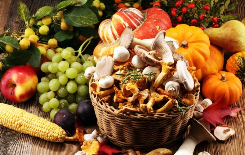 Frutta Verdura Novembre