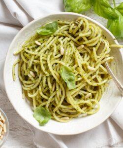 Ricetta Pasta Al Pesto