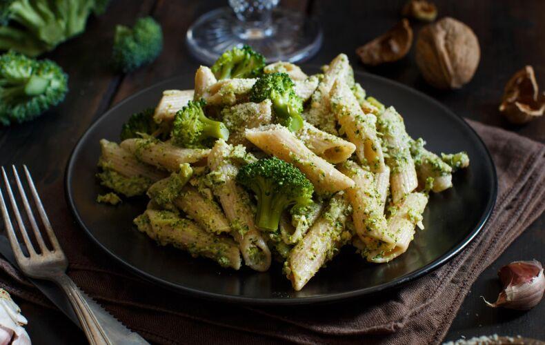 Ricetta Pasta Cremosa Broccoli E Noci
