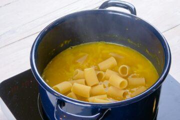 Ricetta Pasta E Zucca 5